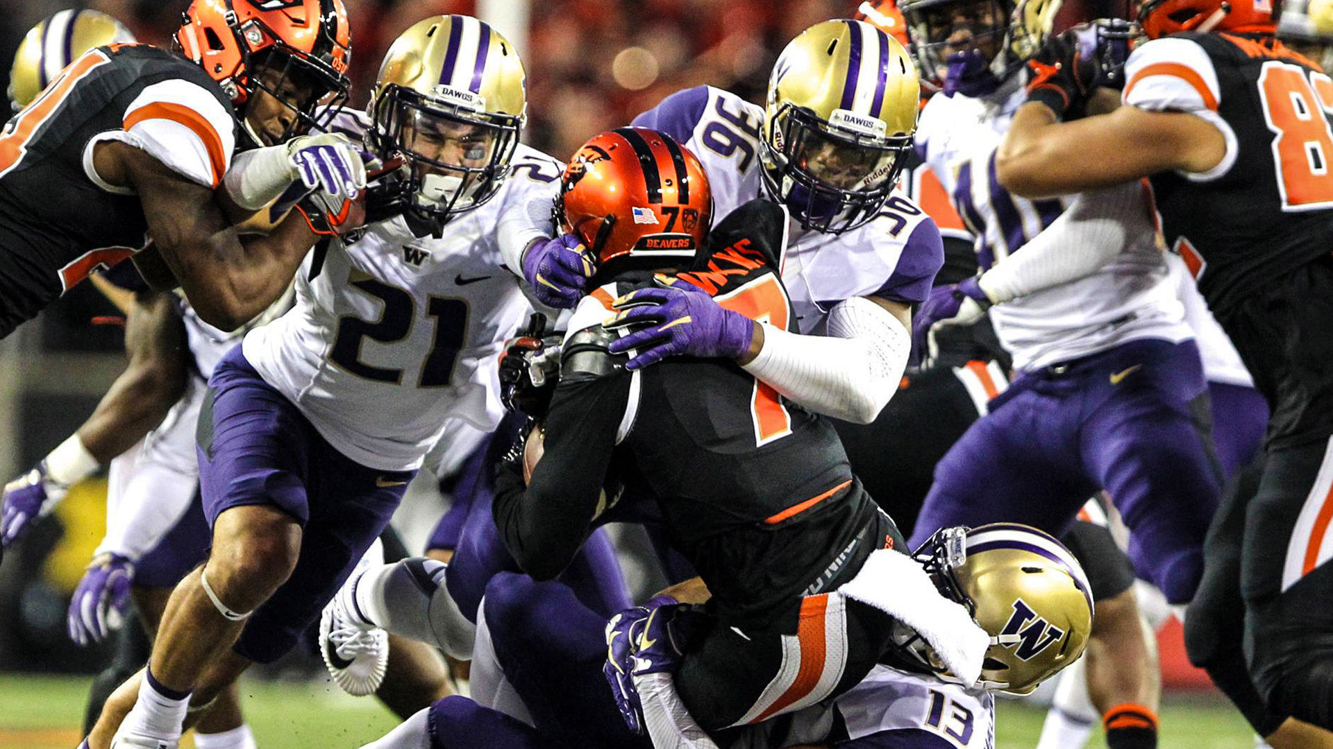 UW football has reason for optimism, concern entering Pac-12 play ...