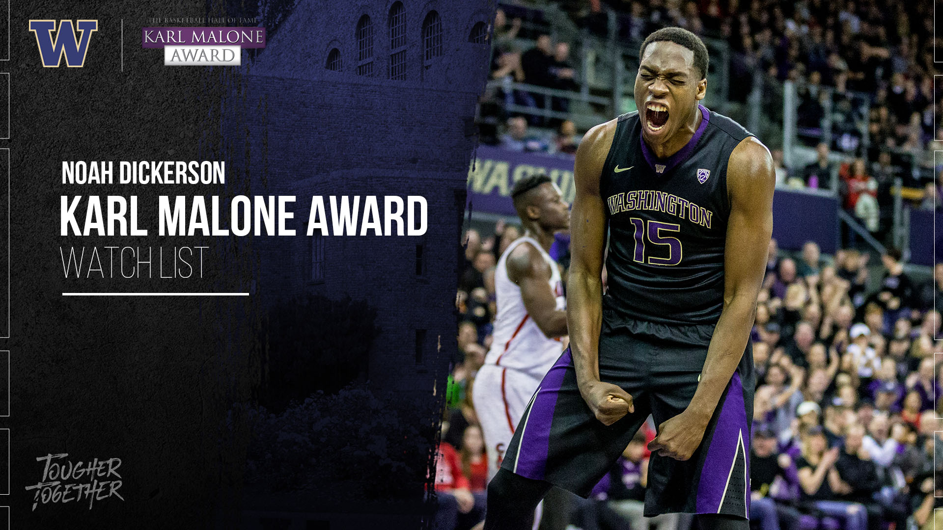 Dickerson Named To Karl Malone Award Watch List