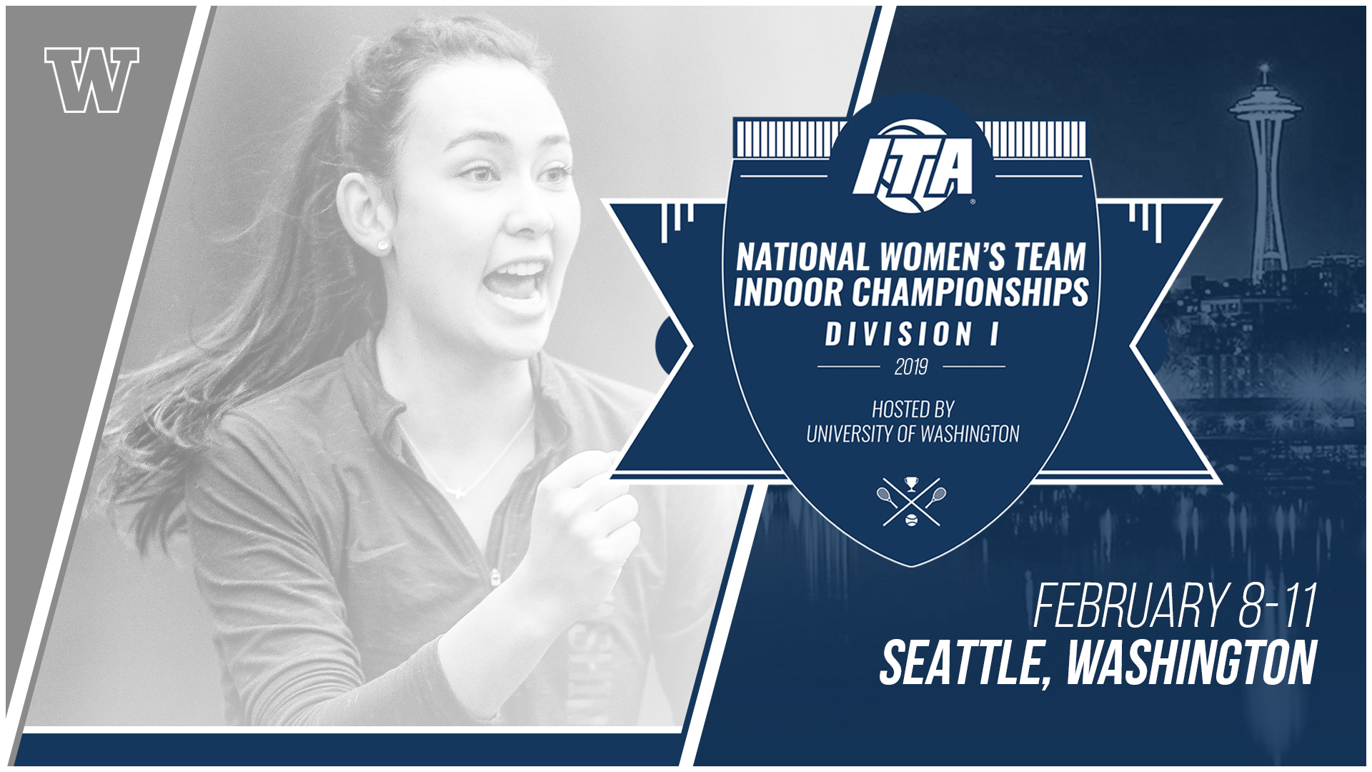 Washington To Host 2019 Ita National Indoor Championships