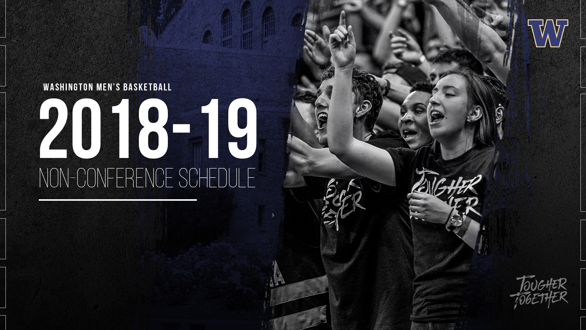 huskies announce 2018-19 non-conference schedule - university of