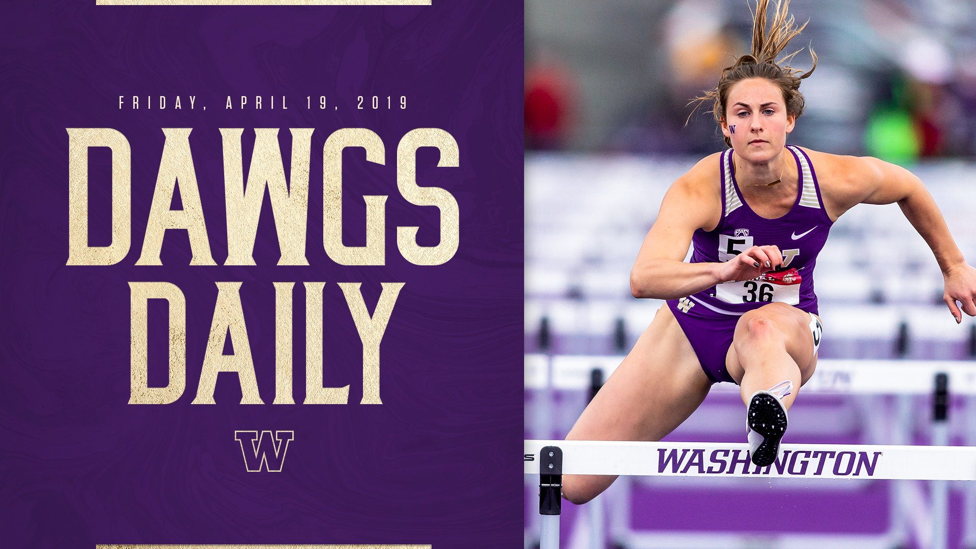 Dawgs Daily: Friday, April 19