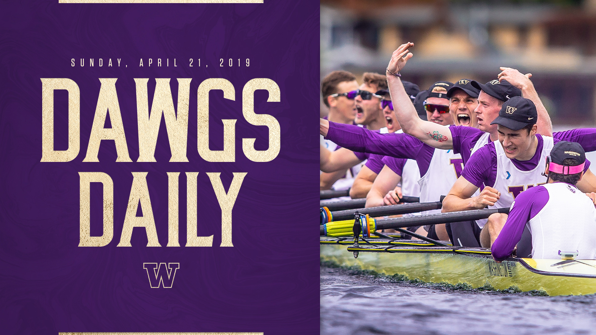 Dawgs Daily: Sunday, April 21