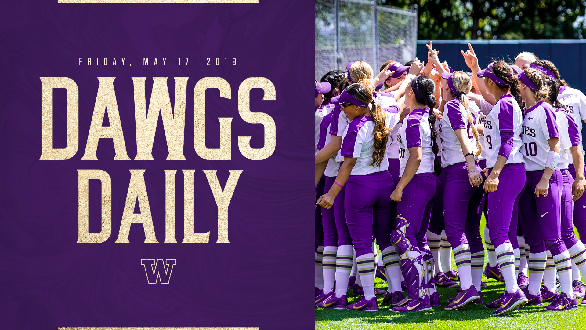 Dawgs Daily: Friday, May 17