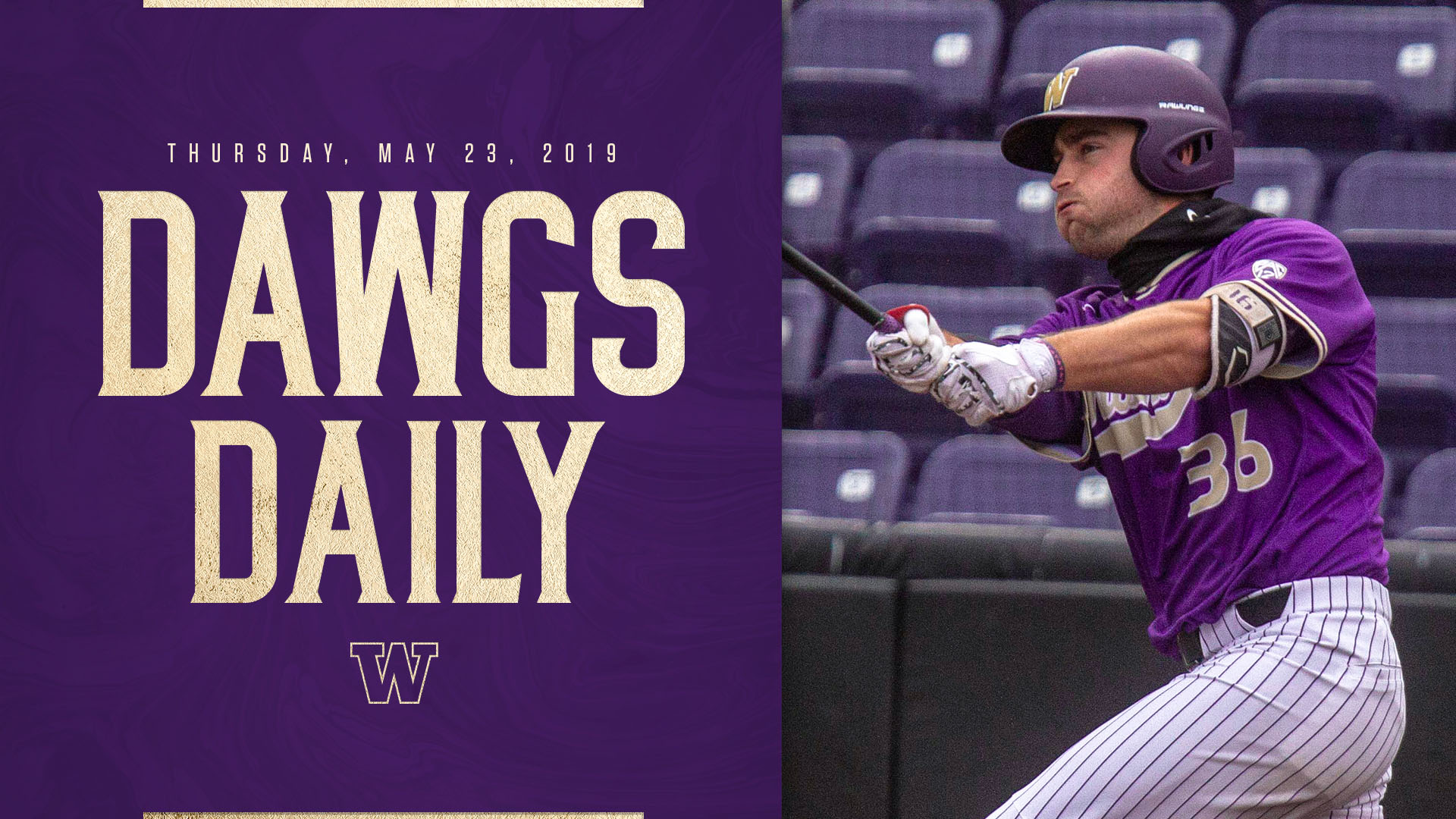 Dawgs Daily: Thursday, May 23